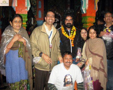 2013-02-13-19 - Mohanji - India - Allahabad - Maha Kumbh Mela (22)