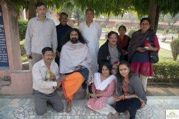2013-02-13-19 - Mohanji - India - Allahabad - Maha Kumbh Mela (23)
