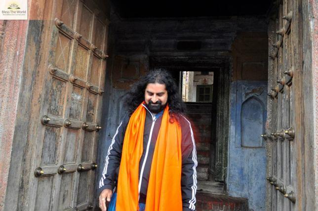 2013-02-13-19 - Mohanji - India - Allahabad - Maha Kumbh Mela (8)