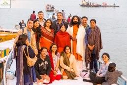2013-02-13-19 - Mohanji - India - Allahabad - Maha Kumbh Mela (9)