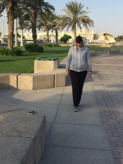 Conscious Walking - Doha, Qatar
