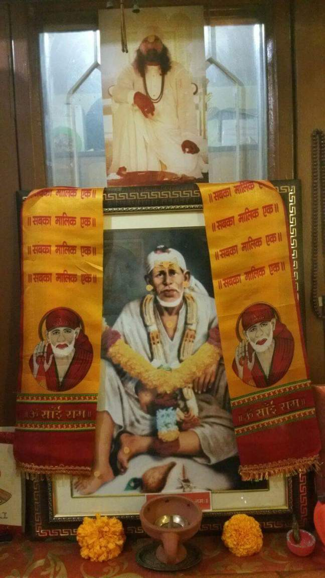 Mohanji Sai Baba