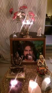 Altar in Dubai Jaleh Nassirpour-Unadcaths residence