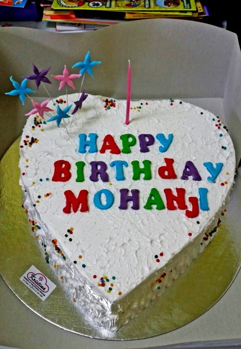Happy birthday Mohanji from Serbia 2016