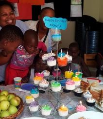 Happy birthday Mohanji from Youth ambassadors Johannesburg, South Africa 2016 1