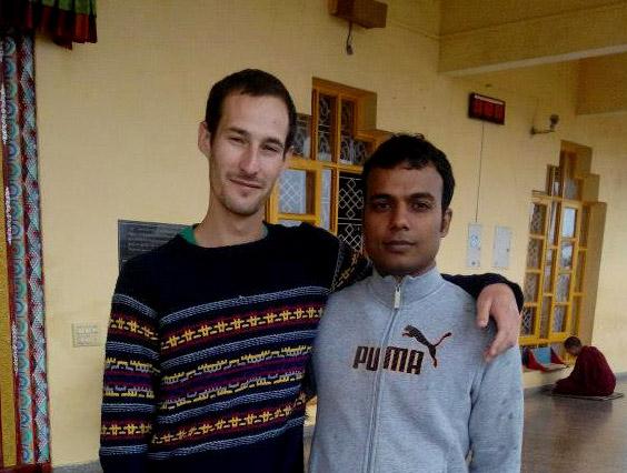 Hein and Sandeep