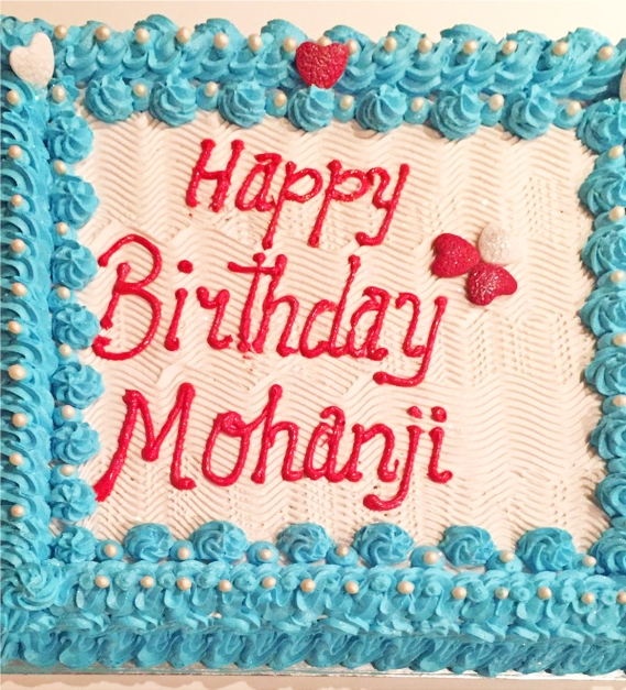 Johannesburg Mohanjis birthday cake 2016 1