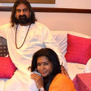 Mohanji and Keshnie Shanon Pillai 2