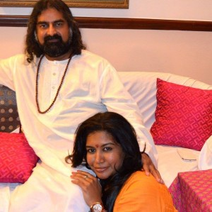 Mohanji and Keshnie Shanon Pillai 2