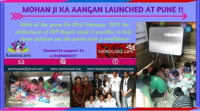 Mohanjis birthday 2016- Opening Mohanji Ka Aangan Center in Pune