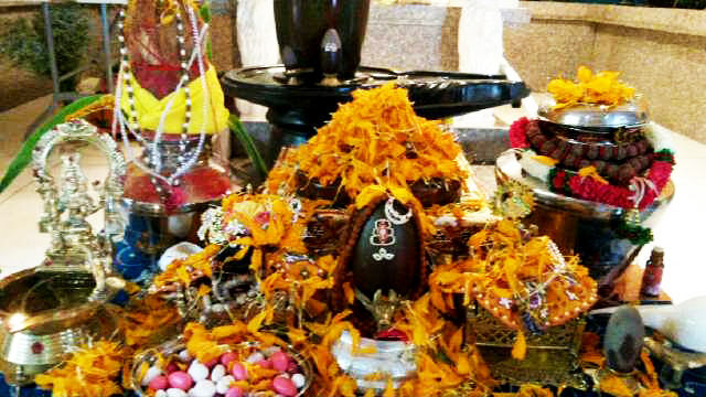 Pujas that happened over the 9 days
