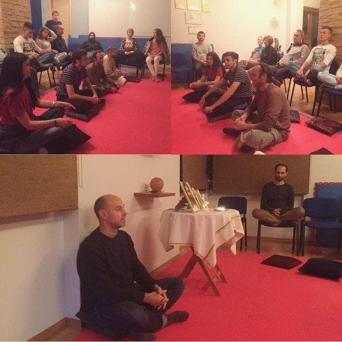 2 Satsang in Macedonia