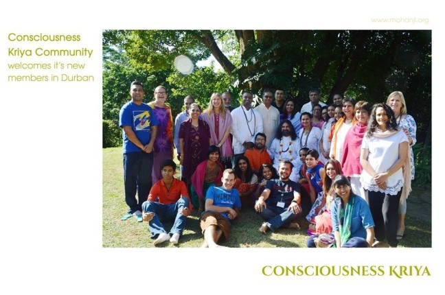 2 Consciousness Kriya