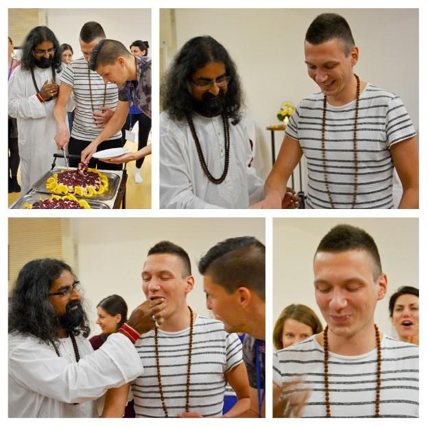 16 Bogdans birthday celebration