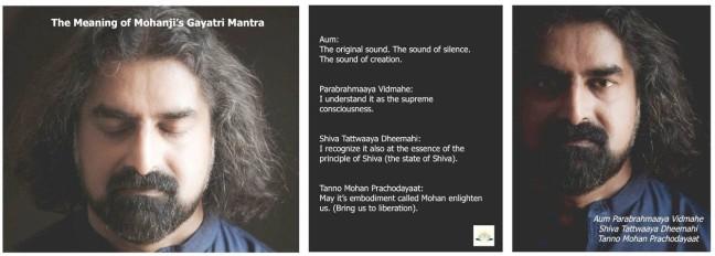 Mohanji Gayatri Mantra