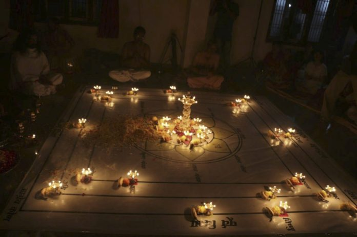 guru-mandala-puja-at-siddhaganj-kurnool