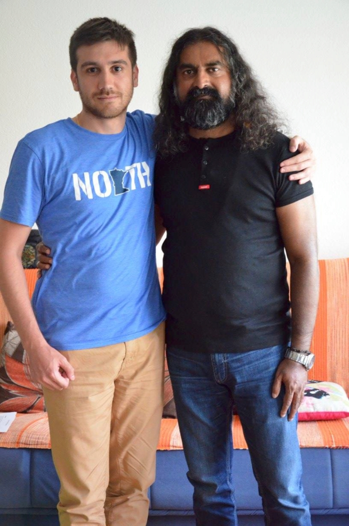 Mohanji and Martin Simonovski2.jpg