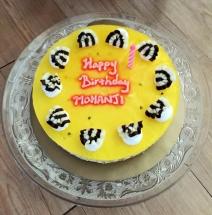Happy birthday Mohanji-Malaysia