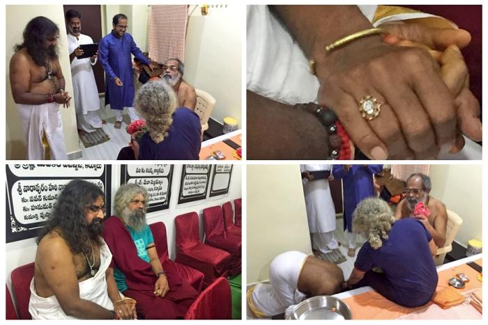 Meeting Avadhoota Prashobji