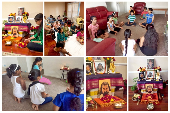 Mohanji USA Guru Purnima 2017 Virginia