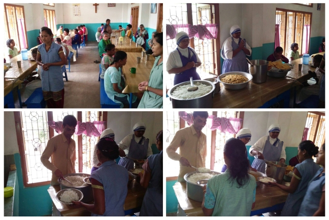 Guwahati - Ammucare - Happy birthday Mohanji - Aanandan