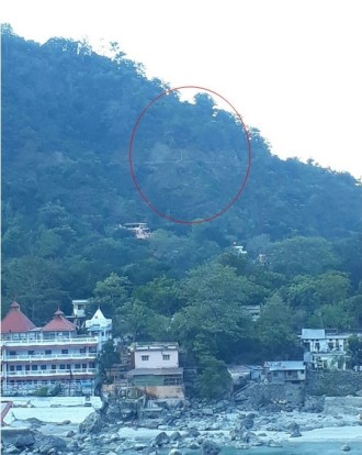 Hanuman_s face directly looking at His room 2