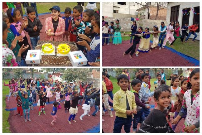 Jammu Mohanji Ka Aangan - Happy birthday Mohanji - Ammucare 0