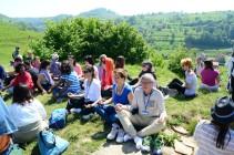 "Hovering ""I"" on Bosnian Pyramid with Mohanji 8, experience"