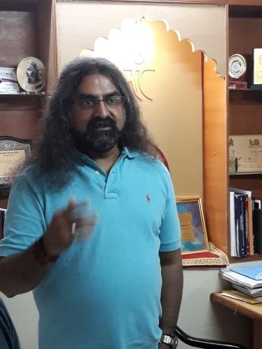 Mohanji - experience by Dr Nikita Naredi, Pune 6 Grace