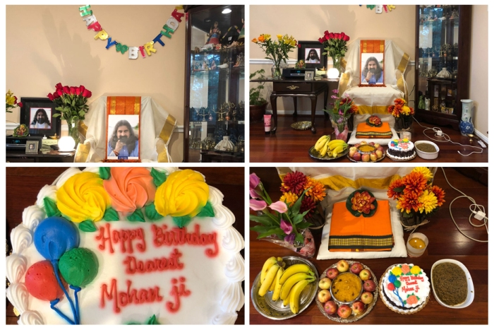 Mohanji USA Birthday Celebrations - some moments (0)