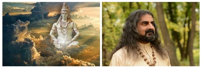 Shiva and Mohanji