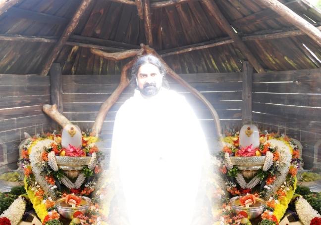 Mohanji - sukshma sharira 5 shiva linga - vision by Pramod Nair, UK