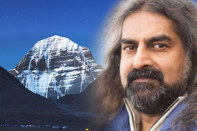 Mohanji_Kailash