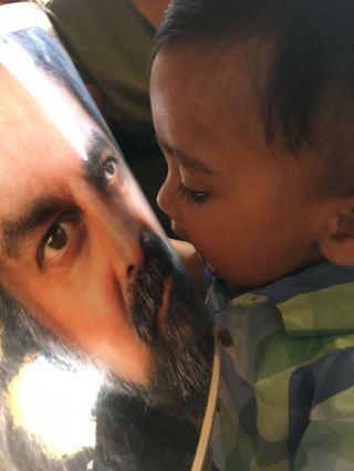 Looking at Mohanji's eyes