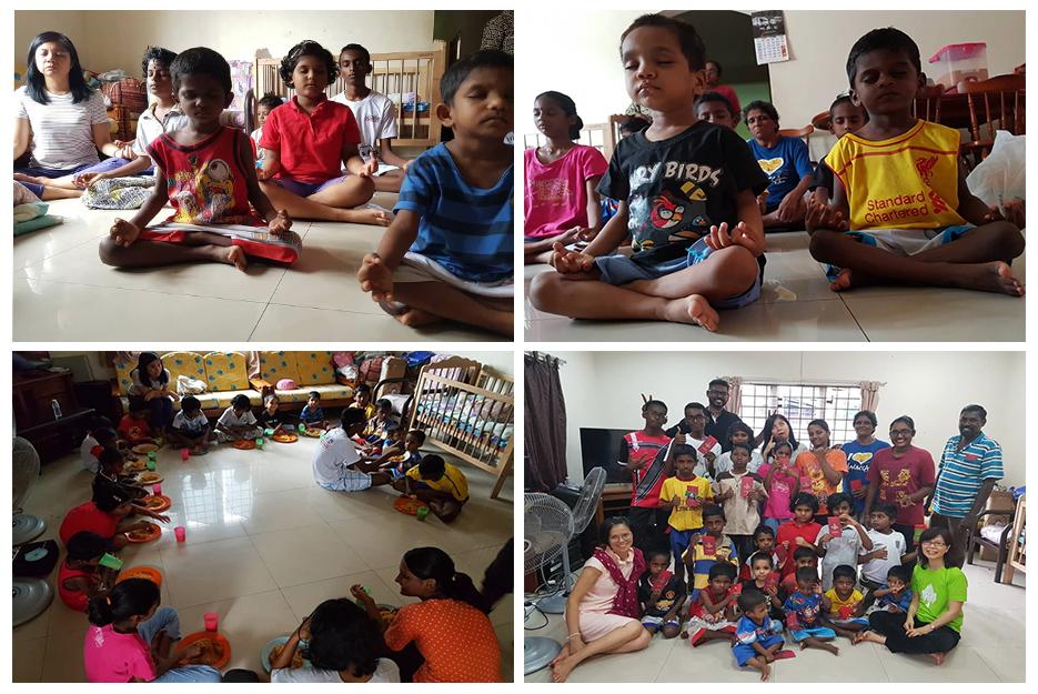 Malaysia - Mohanji - Guru Purnima - children