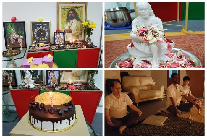 Malaysia - Mohanji - Guru Purnima