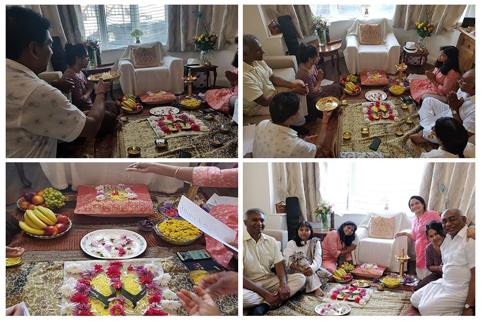 Mohanji - Guru Purnima - UK - guru paduka puja