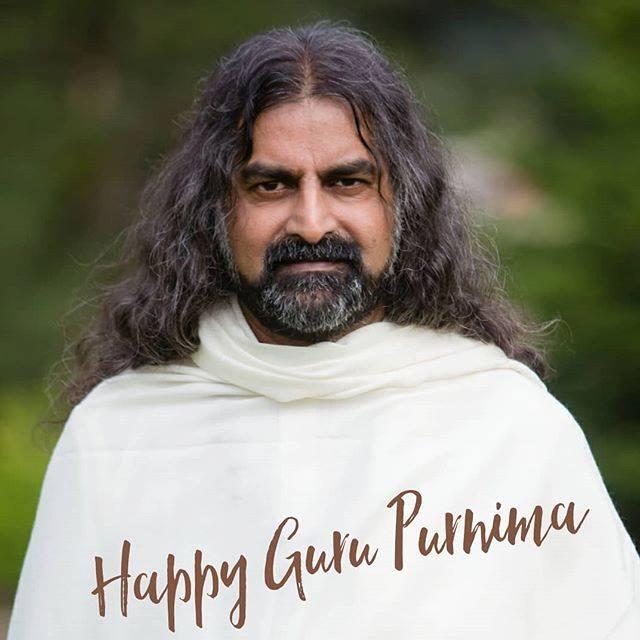 Mohanji - Happy Guru Purnima