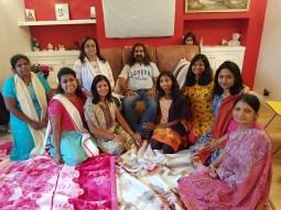 Gopis and Yasodas with Krishna!