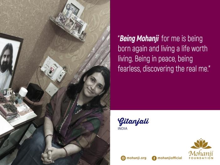 95 Testimonial-Gitanjali, India