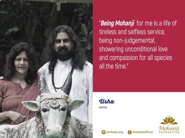 97 Testimonial-Usha, India
