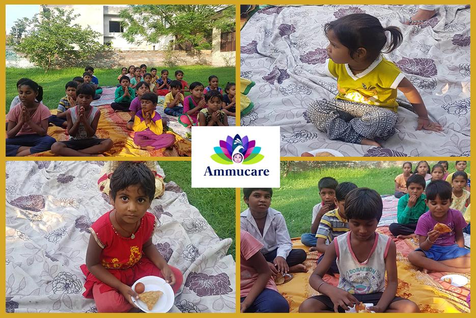 Ammucare - Guru Purnima - Guru Ka Aangan - children - Jammu
