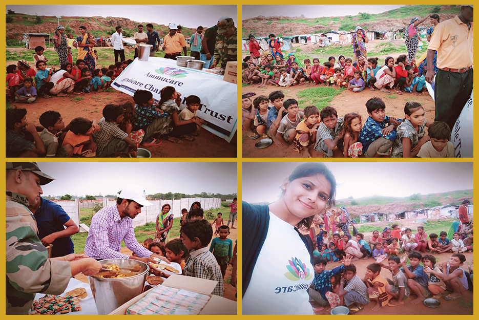 Ammucare - Guru Purnima - Mohanji the founder - seva - charity