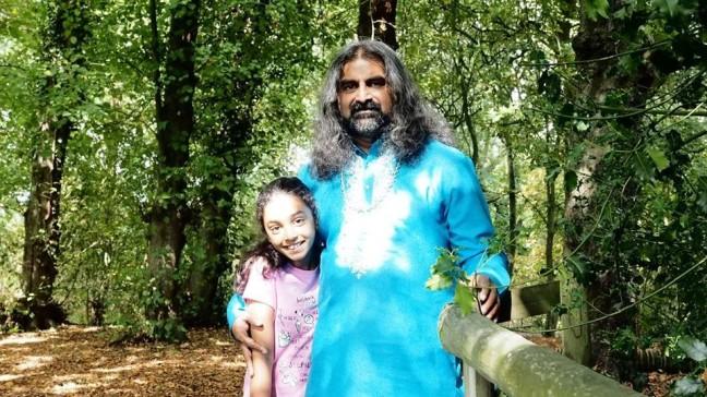Esha_with_Mohanji