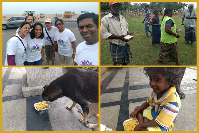 Guru Purnima - Ammucare - charity - seva - Mohanji - the founder - Chennai