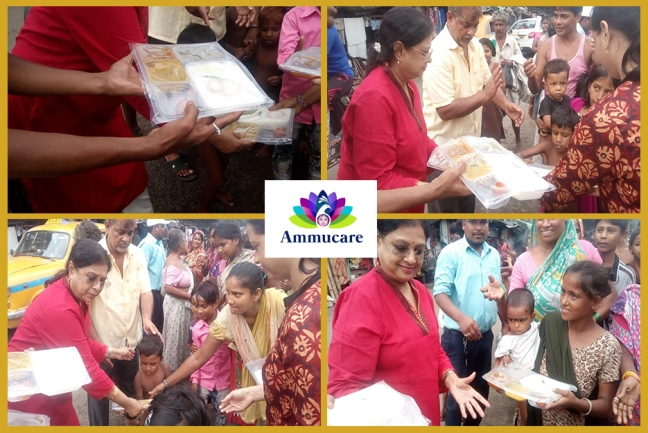 Guru Purnima - Ammucare - Mohanji the founder - charity - seva