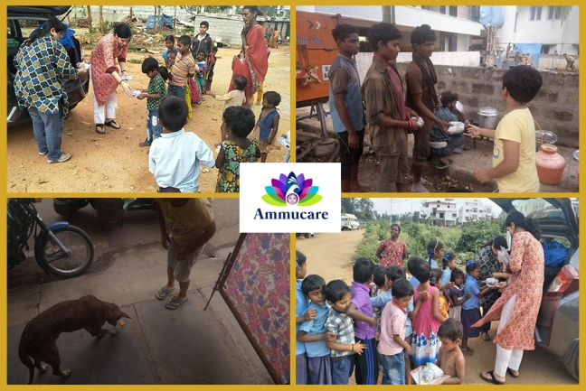 Guru Purnima - Bangalore - India - Ammucare - Mohanji - the founder - charity - seva
