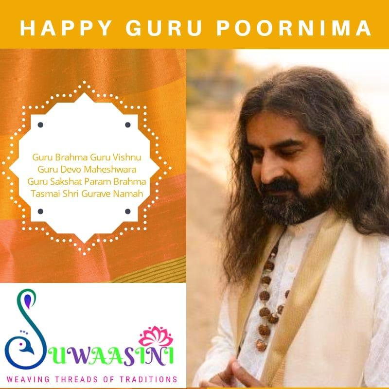 Guru Purnima by Sakshi Gupta
