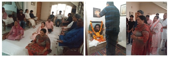 Guru Purnima - Jammu - Mohanji - India