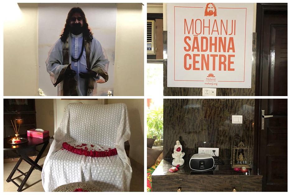 Guru Purnima - Mohanji - Delhi - sadhana centre